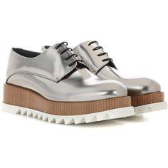 Chaussures Derby Plateforme Printemps / Été Jil Sander THLdE1iw