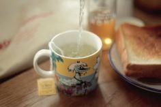 Muumi mug (: