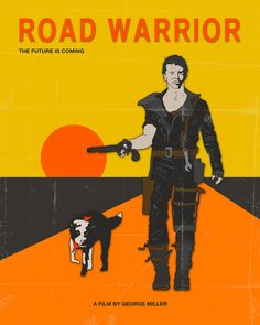 Mad Max The Road Warrior by Jazzberry Blue