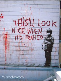 Banksy takes on San Francisco