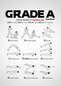 Grade A Workout