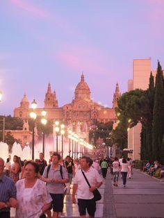 Museu National d'art de Catalunya, Barcelona