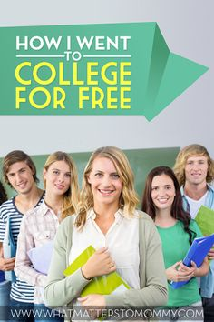 How I Went To College For FREE and 10 Ways You Can Too