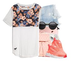 """""""Summer ready!"""" by kaja-bear ❤ liked on Polyvore featuring Zara, Beats by Dr. Dre, NIKE, Vera Bradley, women's clothing, women's fashion, women, female, woman and misses"""