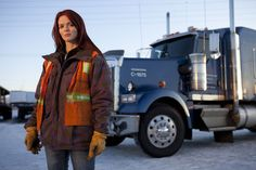 Lisa Kelly | Ice Road Truckers