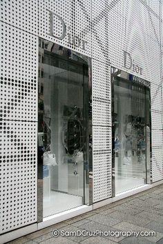 Dior - Tokyo, Japan  ☮k☮ #architecture
