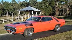 1971 Plymouth Road Runner 440 CI, Automatic presented as lot at Kissimmee, FL 2015 - Plymouth Muscle Cars, Dodge Muscle Cars, Lamborghini, Ferrari 458, Plymouth Satellite, Sweet Cars, Hot Rides, Us Cars, Road Runner