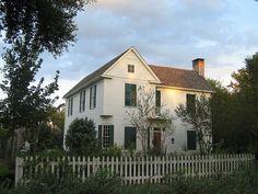 Sayers House, Bastrop, Texas by texastravel, via Flickr