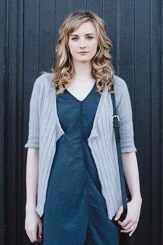Ravelry: Pretty Little Cardi pattern by Hannah Fettig