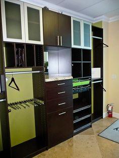 More Customized Closet ideas >>> http://www.geniushomeimprovements.com/