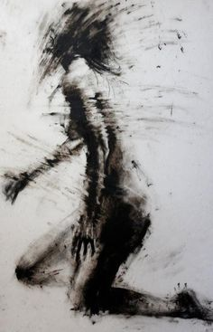 Clara Lieu, nude female drawing study, ink on Dura-Lar Tiger Painting, Oil Painting On Canvas, Painting & Drawing, Skull Painting, Life Drawing, Figure Drawing, Drawing Tips, Charcoal Art, Charcoal Drawings