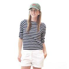 Navy Galathee Shirt