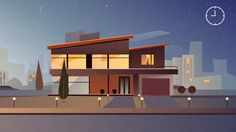 Mind the gap commissioned us to produce an animation for Ubihome, a home…