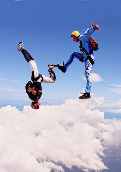 Passionate about #skydiving? Best stuff for beginners at #udareit