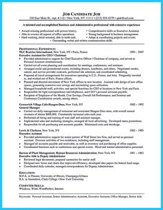 Administrative Assistant Resume Sample Genius Example Images Amp