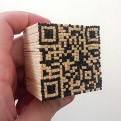 Matches QR Code
