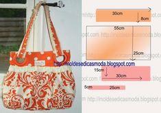 moules de mode pour Mesure: EASY BAG CORTAR- 28