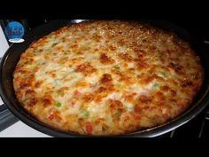 Κάνοντας αυτό το κέικ, μόνο 5 λεπτά! 'Ll Ανυπομονώ να δείπνο, ΔΕΛΤΙΟ! - YouTube Macaroni And Cheese, Chicken Recipes, Easy Meals, Dessert Recipes, Pizza, Bread, Diet, Baking, Breakfast