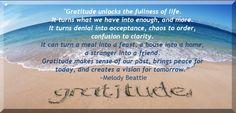 A Grateful Heart | Just breathe.