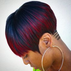 New nails short black curls ideas Short Haircut Styles, Short Black Hairstyles, Short Hair Cuts, Short Styles, Straight Hairstyles, Quick Weave Hairstyles, Braided Hairstyles, Ladies Hairstyles, Formal Hairstyles