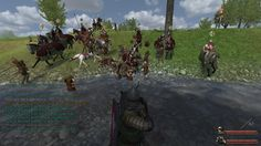 Forest Bandits in Mount and Blade.