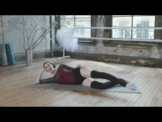 Ballet Beautiful Quick Tip - Ballerina Thighs - YouTube