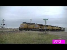 BNSF and UP Action from Hastings to Alda,NE on October 4,2015