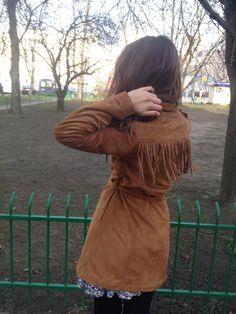 I love my new coat