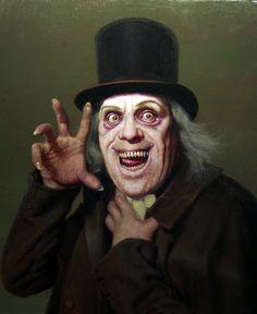 "johnny-dynamo: ""London After Midnight by Daniel Horne "" Horror Icons, Horror Comics, Horror Art, Hollywood Monsters, Horror Drawing, Female Vampire, Horror Monsters, Famous Monsters, Classic Horror Movies"