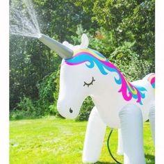 Gianormous Unicorn Yard Sprinkler   Summer Bucket List, giant sprinklers, outdoo...#bucket #gianormous #giant #list #outdoo #sprinkler #sprinklers #summer #unicorn #yard Summer Fun List, Summer Bucket Lists, Summer Diy, Unicorn Sprinkler, Water Sprinkler, Sprinklers, Neymar, Unicorn Inflatable, Outdoor Fun For Kids