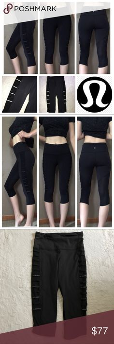 Lululemon Reflective Black Fall Essential Legging Pictures reflecting were taken with flash!⚜️I love receiving offers through the offer button!⚜️ Good condition, as seen in pictures! Fast same or next day shipping!📨 Open to offers but I don't negotiate in the comments so please use the offer button😊 Check out the rest of my closet for more Adidas, Lululemon, Tory Burch, Urban Outfitters, Free People, Anthropologie, Victoria's Secret, Sam Edelman, Topshop, Asos, Revolve, Brandy Melville…