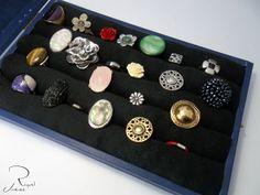 organizador de anillos diy