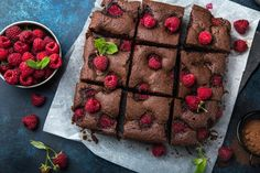 Did you know resistant starch foods can make desserts healthier? This tasty, gluten-free brownies recipe uses two great sources of resistant starch, so dig in! Vegan Gluten Free Cookies, Gluten Free Brownies, Resistant Starch Foods, Chocolate Raspberry Brownies, Just Cakes, Brownie Cake, Recipes From Heaven, Us Foods, Fun Desserts