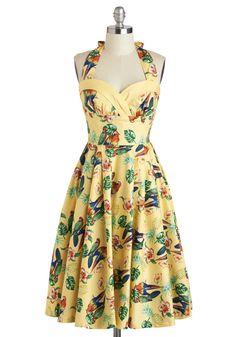 Pretty summery dress