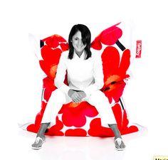 Marimekko Unikko Red