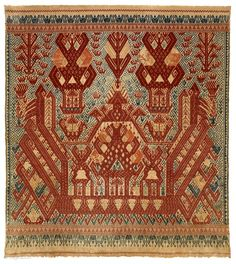 """Lecture: Saturday, February 14, 2015    """"Lampung Imagery: Textile Iconography of South Sumatra""""  with Thomas Murray  Independent Researcher, Private Dealer of Asian and tribal art, San Francisco Bay Area  Refreshments   ..."""