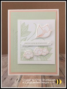 Cindy Lee Bee Designs | Cindy Brumbaugh, Independent Stampin' Up Demonstrator