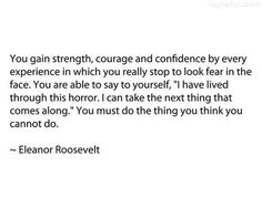 Elanor Roosevelt