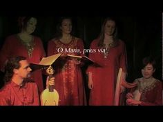 Medieval Songs for Mary Magdalen by Joglaresa