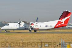 DHC-8 Q300 VH-SBG Flight: QF2037 From: DBO To: SYD