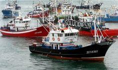 Imagen de archivo de barcos de Cantabria. EFE/Esteban Cobo