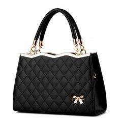 Luxury Women Leather Handbags Women's Trunk bolsos Messenger Bags Shoulder Bag Sac A Main Femme De Marque //Price: $36.84 & FREE Shipping //     #womenfashion