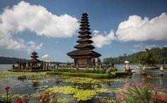 Templo Pura Ulun Danu Bratan em Bali | Indonésia