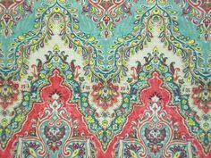 ~ Dena Home Fabrics - Palace Sari in Jewel