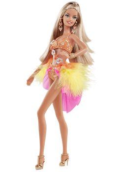 Dancing with the Stars Samba Barbie