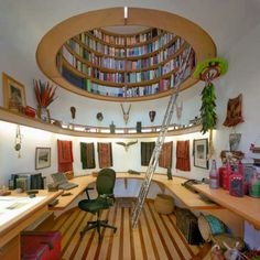 Böyle bir calışma odası istiyorum