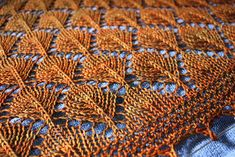 Ravelry: tannastanley's The Lonely Tree Shawl: Golden Hickory - free pattern