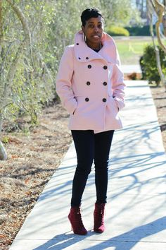 Casual Valentine's Day Outfit – Pink and Gabulous