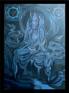 "DHUMAVATI , One of the DASA MAHA VIDYAS, one of the ten Great wisdom Beings/Goddesses of India. ""Out of Non Being, Being appeared and the Being dissolves back again in the Non-Being. This primal st..."