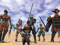 ファイナルファンタジー XI [PS2]/MMORPGは色々とやってるんですが、結局一番長い間プレイしたのはFF11でした。特にサービス開始直後のプレイヤー全てが手探りな雰囲気は面白かったなあ。